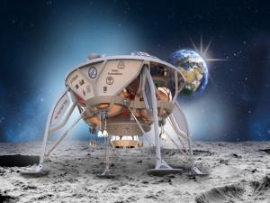 SpaceIL Lunar Lander