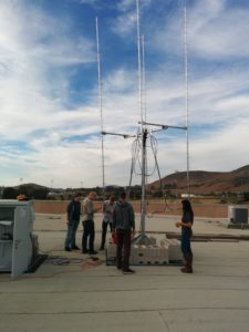 Cal Poly Groundstation, Friis (Photo credit: Cal Poly)