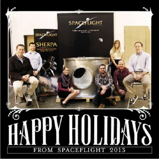 Happy Holidays BW.2